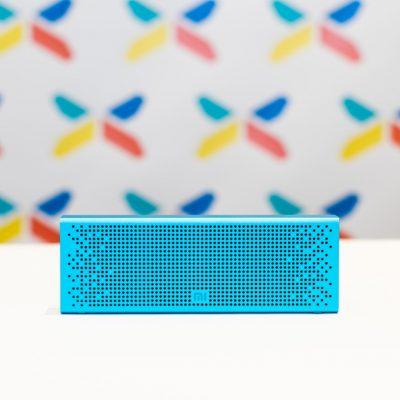 12817 Xiaomi Mi Bluetooth Speaker Modrý (2)
