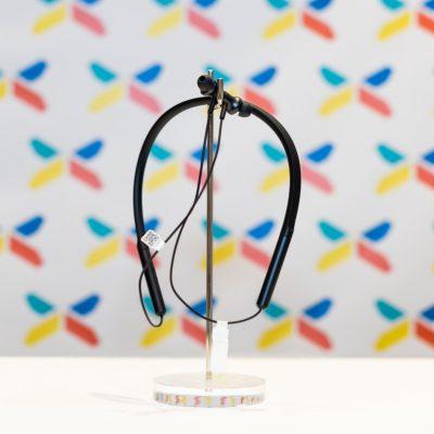 Mi Bluetooth Neckband Earphones cierne (2)