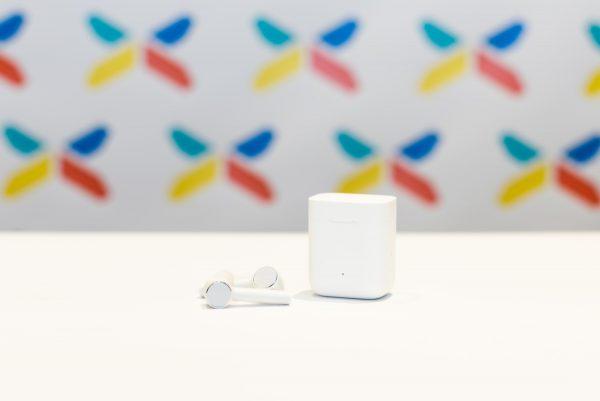 Mi True Wireless Earphones Biele (2)