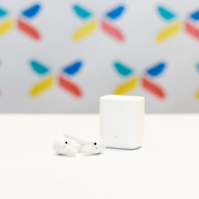 Mi True Wireless Earphones Biele (3)