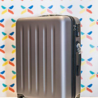 Xiaomi Cestovný kufor 24″ (Šedý) (3)