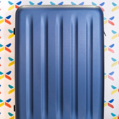 Xiaomi Cestovný kufor 24″ (Modrý) (2)