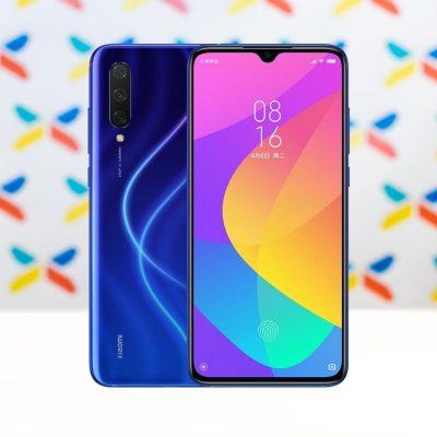 Xiaomi Mi 9 Lite modry