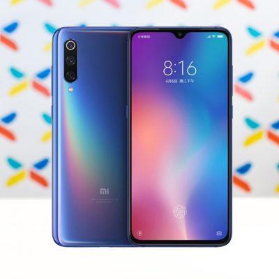 Xiaomi Mi 9 Modry