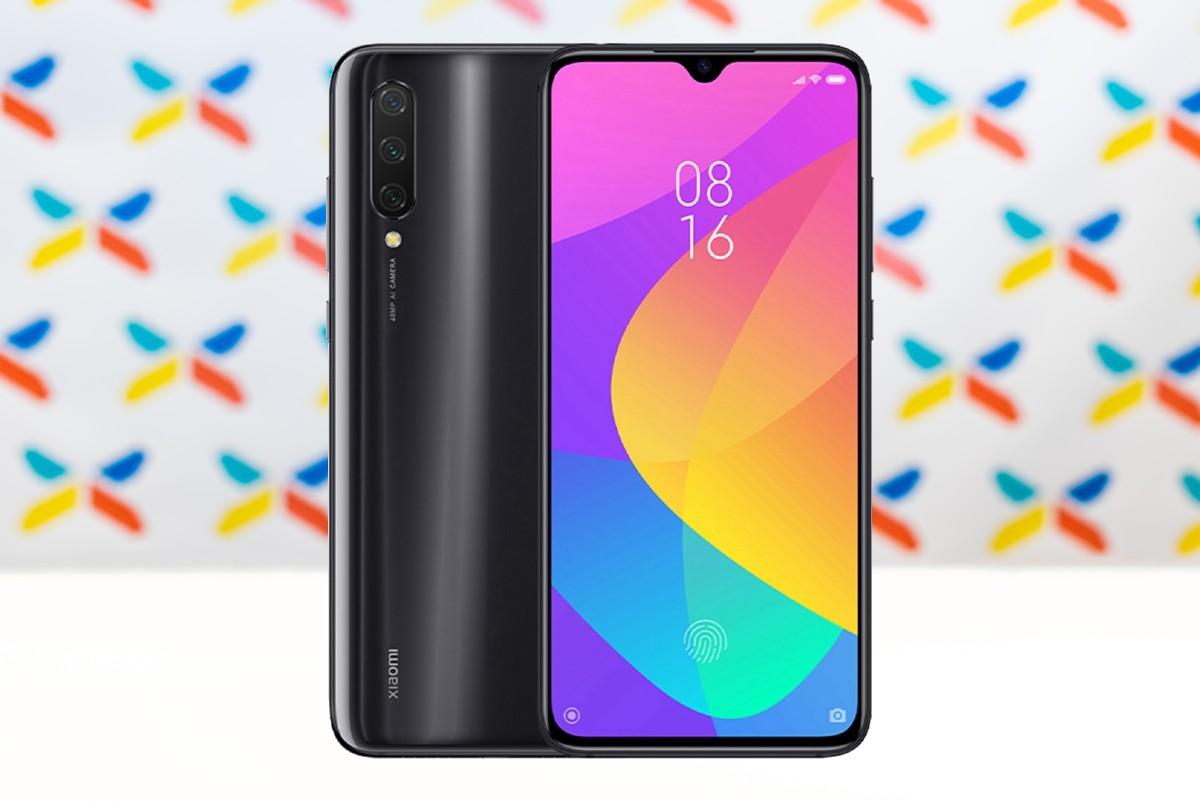 Xiaomi Mi 9 sedy