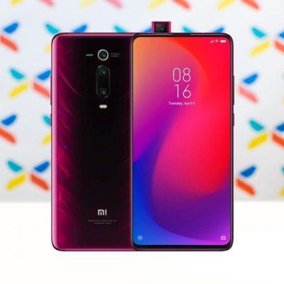 Xiaomi Mi 9T cerveny