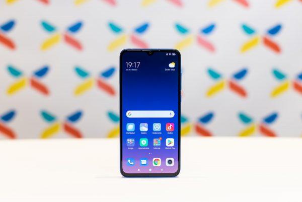 Xiaomi Mi A3 EU 4+64G Modrý (1)