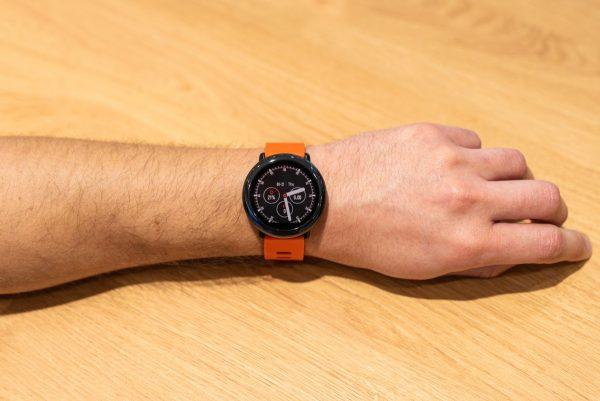 Xiaomi Mi Amazfit hodiny PACE – oranzove (4)