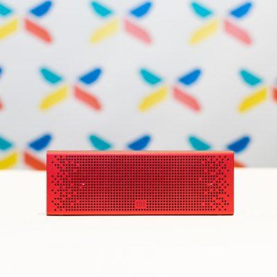 Xiaomi Mi Bluetooth Speaker Červený (2)