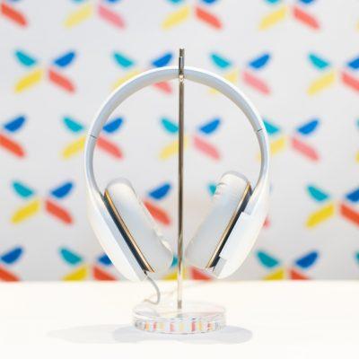 Xiaomi Mi Headphones Comfort – biele (2)