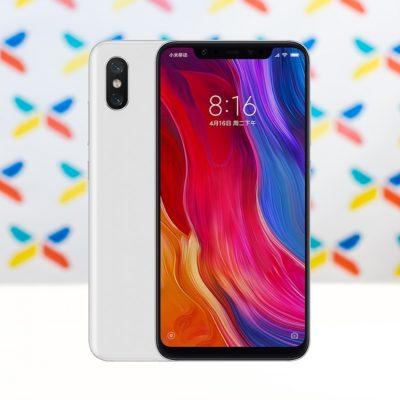 Xiaomi Mi 8 Biely