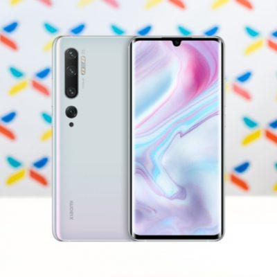 Xiaomi Mi Note 10 biely