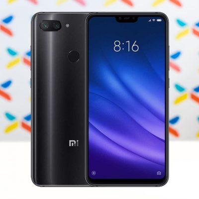 Xiaomi Mi 8 Lite sedy