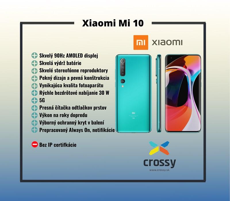Hodnotenie_recenzia Xiaomi Mi 10